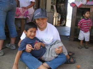 Oaxaca, Mexico. A Habitat for Humanity trip I took in college.
