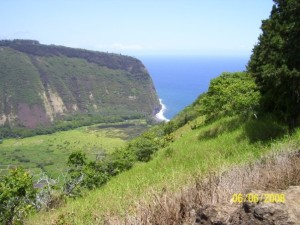 The Big Island of Hawaii. Please forgive the time stamp, we were very into using it back then :)