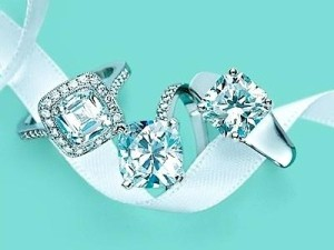 Everyone knows that Tiffany teal!
