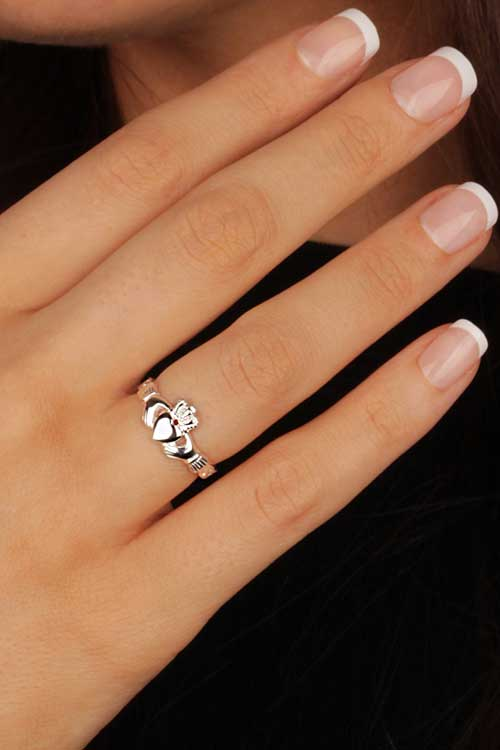 Where We Wear Engagement Ring