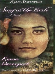 Song of the Exile, Kiana Davenport