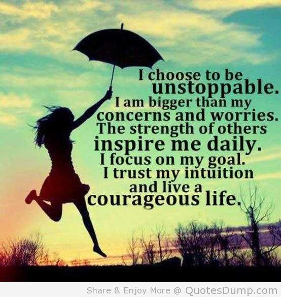 Monday Morning Affirmations – Because It Feels Good.
