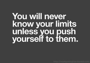 push-limits
